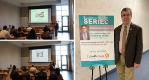 Waterbury Regional Chamber of Commerce Business Insider Series